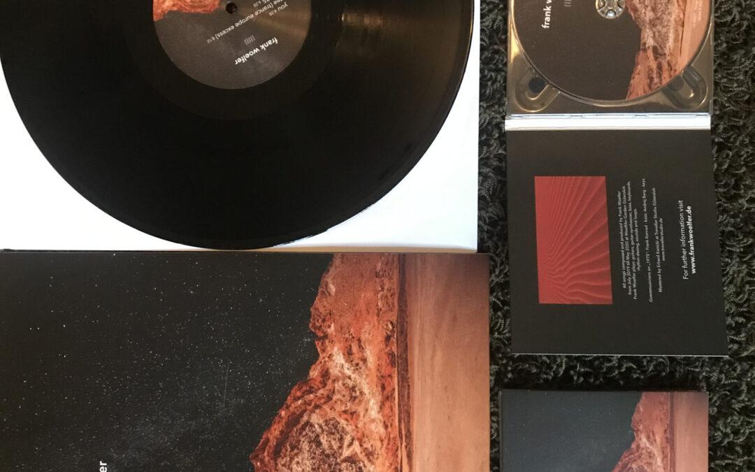 Album V jetzt auch als Vinyl LP erhältlich